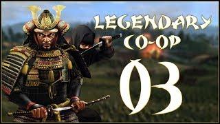 UNORTHODOX TACTICS - Oda & Hattori (Legendary Co-Op) - Total War: Shogun 2 - Ep.03!