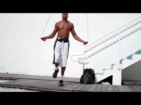 Jumprope Workout For Basketball   Speed Quickness Stamina ...
