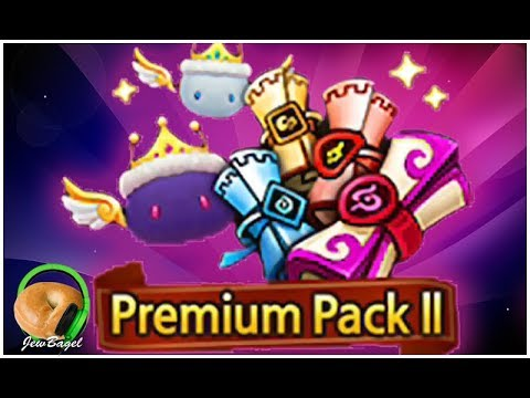 NEW PREMIUM PACKS WITH LD SCROLLS IN THEM?!? (Summoners War Update 5.0.6)
