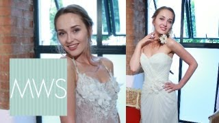 Beach Wedding: Bridal Lookbook S01E3/8