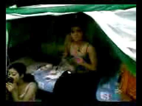 XXX magiske video hvit jente Gangbang Porno