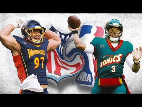NBA Throwback NFL Uniforms For All 32 Teams