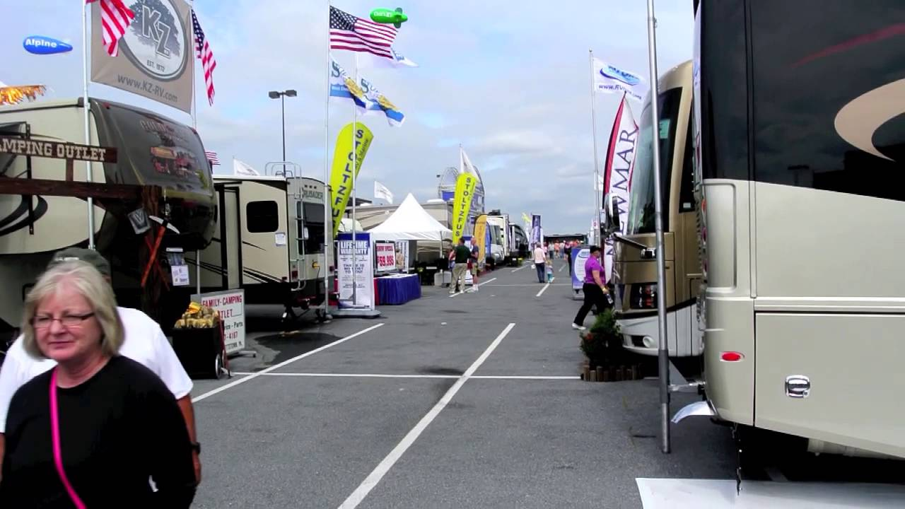 Attending The Hershey Rv Show World 39 S Largest Rv Show