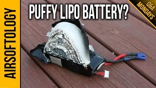 Is a Puffy LiPo Battery Dangerous? | Airsoftology Q&A Show