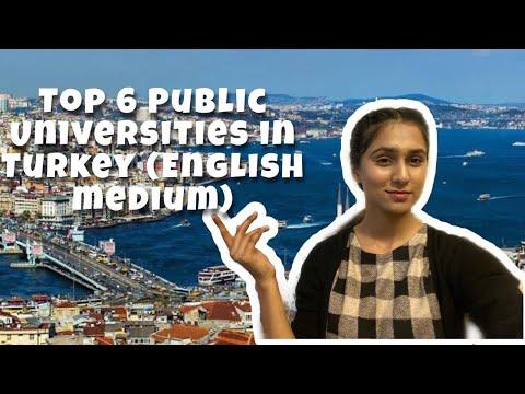 Top Public Universities in Turkey for International Students