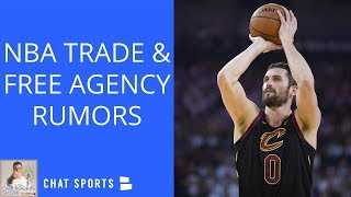 NBA Trade & Free Agency Rumors: Cavs Shopping Love, 76ers To Acquire Butler, & Kemba Walker