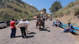 Горный Дагестан село Тлянуб Шамильский район РГВК mountainous Dagestan