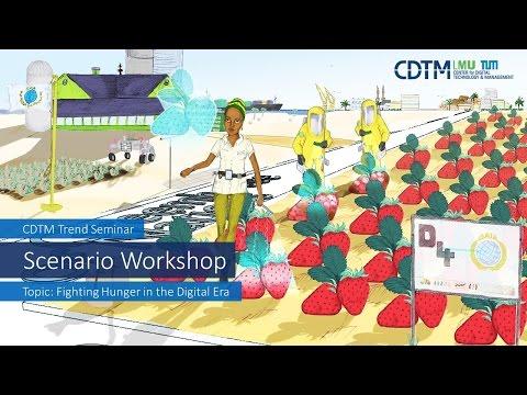CDTM Trend Seminar Scenario Workshop