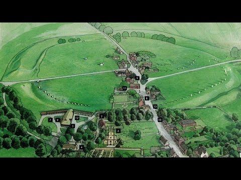 Avebury: ENGLAND – im Süd-Westen, Teil 1