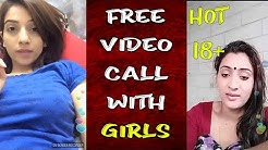 5 Hot Video Calling Apps On PlayStore For Free | Holla | Hola | Azar | Chatrandom | Camsurf