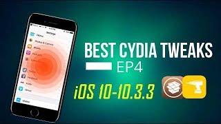 BEST IOS 10.3.3 JAILBREAK TWEAKS EP4