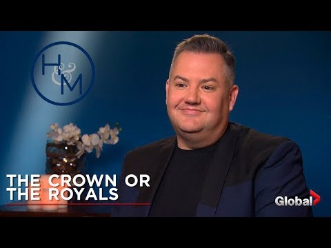 Ross Mathews Plays Royal 'This or That' | Royal Wedding Coverage May 19th at 4:30 AM On Global!