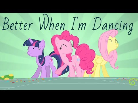 Meghan Trainor - Better When I'm Dancing. PMV