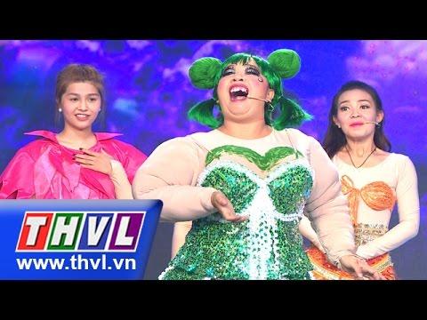 THVL | Cười xuyên Việt – Phiên bản nghệ sĩ | Tập 5: Nàng tiên cá bự - Nghệ sĩ Thanh Vân