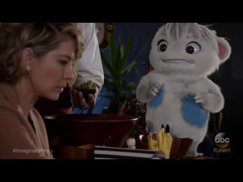 Imaginary Mary  Special P WEDNESDAY March 29 8:307:30c