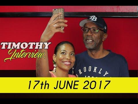 TIMOTHY BUKUMUNHE 18 YEARS in media  .ON CELEB SELECT [17th JUNE 2017 ]