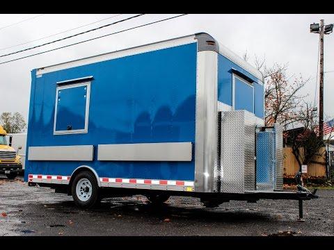 Food Truck/Trailer Built for Hawaii - Q4