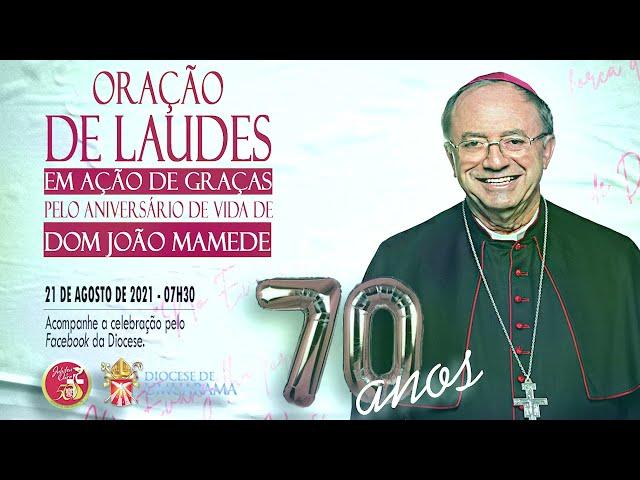 Aniversário de Dom João Mamede