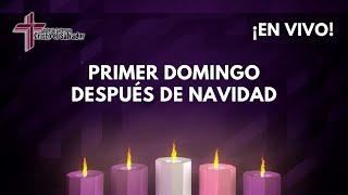 Primero Domingo después de Navidad, Cristo El Salvador LCMS Del Rio, TX