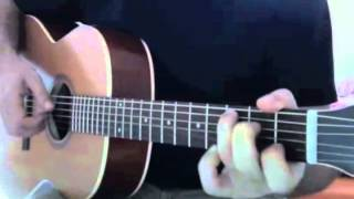 """Wie Wish You a Merry Christmas """" Acoustic Guitar Solo """""""