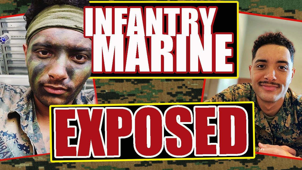 U.S. Infantry Marine Caught In LIES About HAZING Juniors Marines?! (No sleep for days on end?!)V