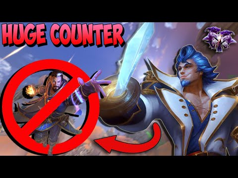 I CAN'T BELIEVE HOW HARD AO KUANG COUNTERS MERLIN! - Masters Ranked Duel - SMITE