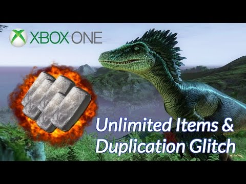 Ark Survival Evolved Xbox One: Duplication Glitch / Items Glitch (Patched)