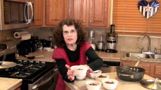 Mild Chili Beans - Diet Recipes; Healthy Home Cooking, Low- Calorie Lifestyle #
