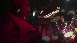 Solo de Pepe Bao con la banda de Texas Torino Black! Impresionante!!!
