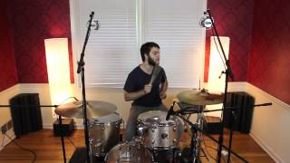Underoath - We Are The Involuntary | Drum Cover