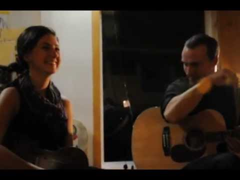 Cape Breton Live Music at Cabot Shores--Rosie Mackenzie & Johnny Muise