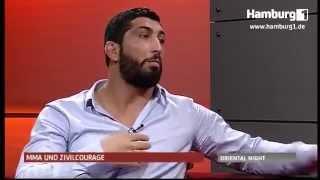 MMA Profi Kämpfer & Trainer Ismail Cetinkaya über Mut, Disziplin, Erziehung, Vertrauen (2/3)