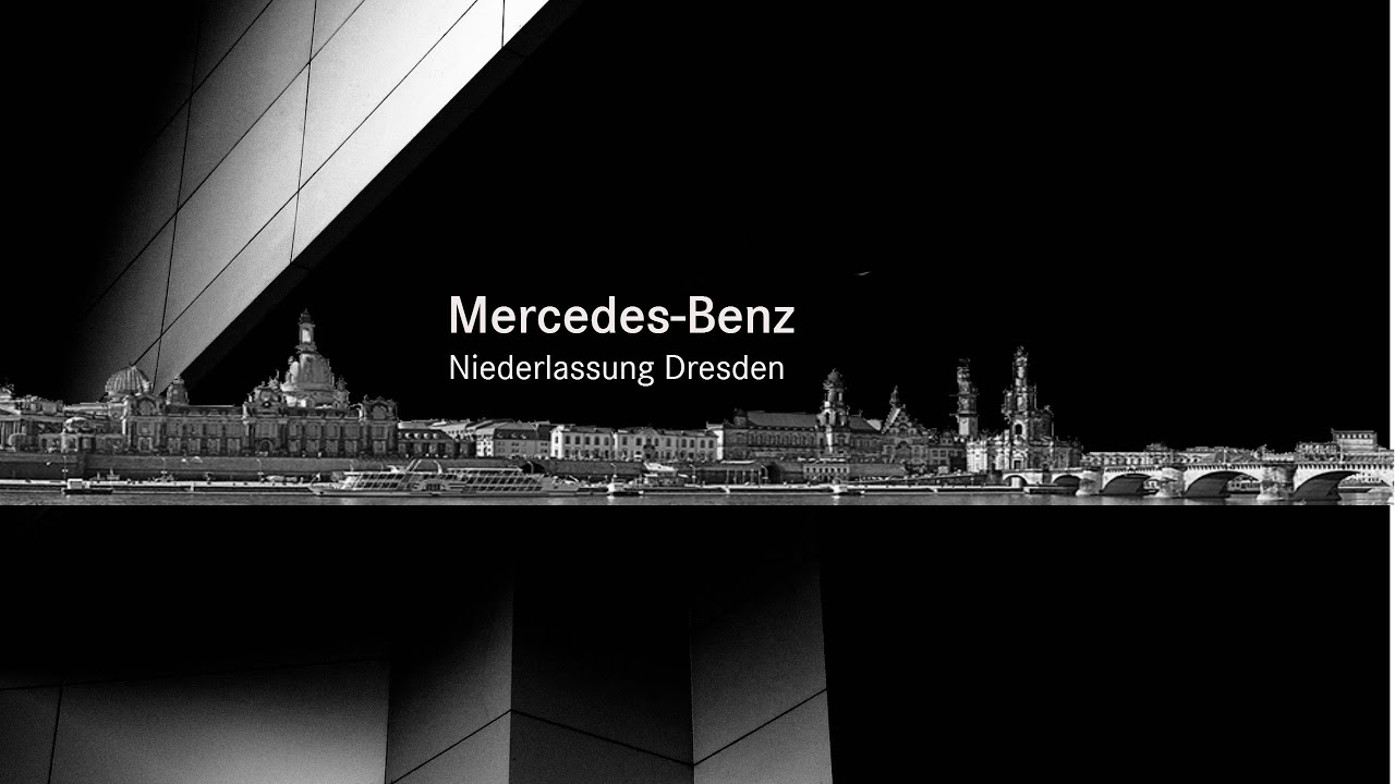 gebrauchtwagen center mercedes benz niederlassung dresden youtube. Black Bedroom Furniture Sets. Home Design Ideas