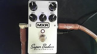 MXR Super Badass Distortion M75