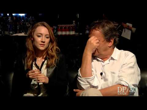 DP30 @ TIFF '12: Byzantium, director Neil Jordan, actor Saoirse Ronan