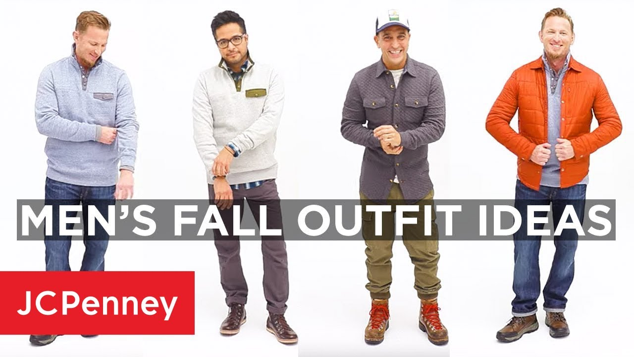 [VIDEO] - Men's Fall Fashion 2019 | St. John's Bay Outdoor | JCPenney 1