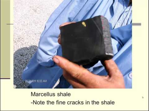 The Marcellus and Utica Shale Formations: the Process of Dri