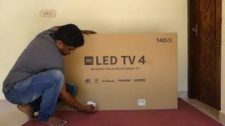 Xiaomi LED Smart TV 4 Full reveiw HD.   World