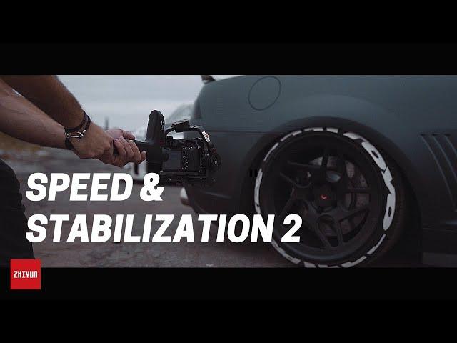 Speed and Stabilization 2 | Zhiyun Weebill LAB X Super Sports