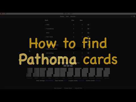 Anki: Using Pathoma with Zanki