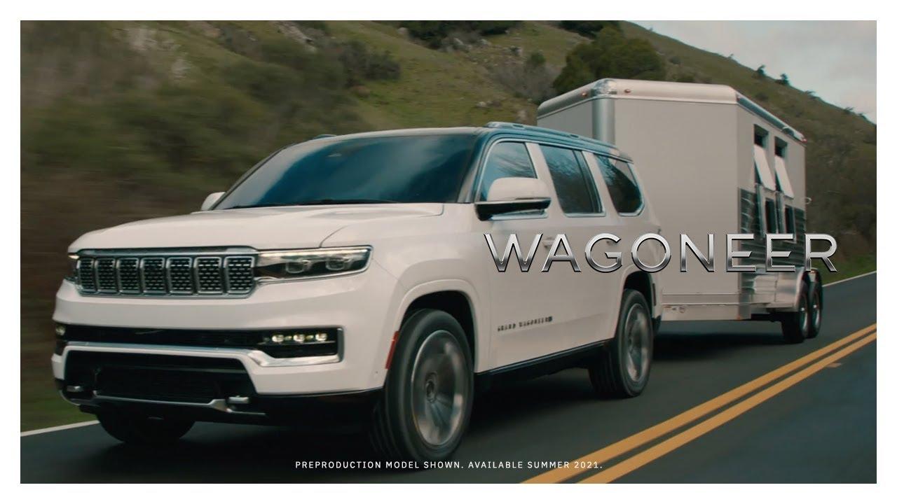 Grand Wagoneer and Wagoneer | The Ultimate in Premium Capability