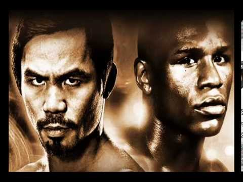 Floyd Mayweather jr vs Manny Pacquiao YTBC DEBATE