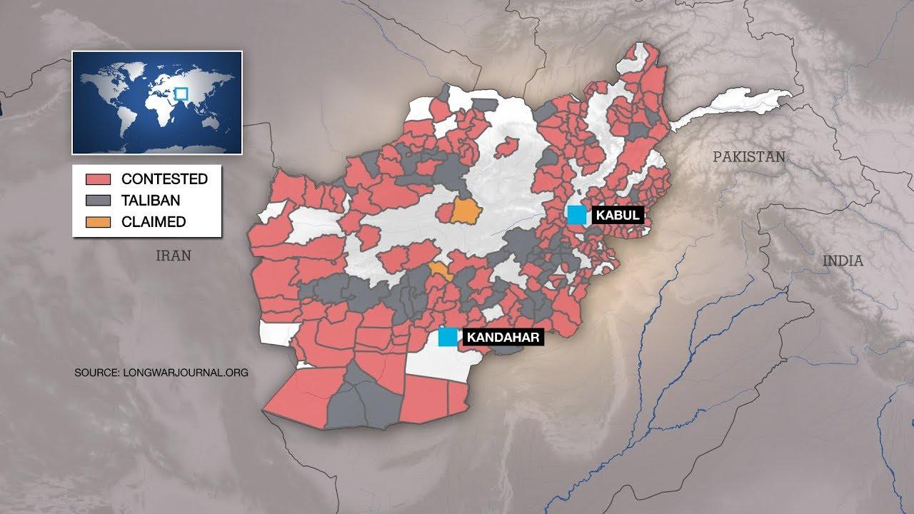 فرانس 24:Afghanistan: a major blow for the US and for Afghan authorities in Kandahar
