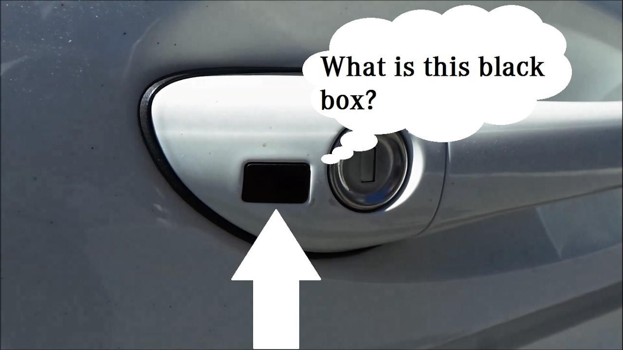 Mercedes Tricks What Is That Black Box On My Door Youtube