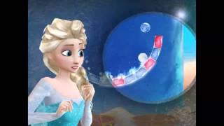 Frozen Free Fall 2 - Walkthrough Level 1 (side level)