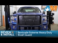 2015-2017 Ford F-150 Barricade Extreme Heavy Duty Brush Guard Review & Install