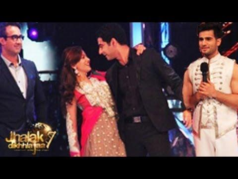 Beintehaa Aliya & Zain's ROMANCE On Jhalak Dikhhla Jaa 7 28th June 2014 FULL EPISODE 7 | DANCING Act
