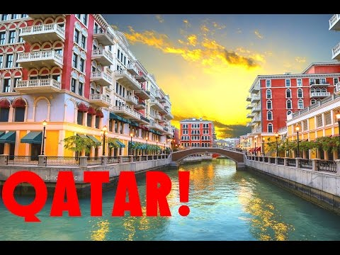 QATAR - Top 6 Attractions to visit in Qatar 2016