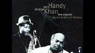 John Handy & Ali Akbar Khan - The soul and the Atma