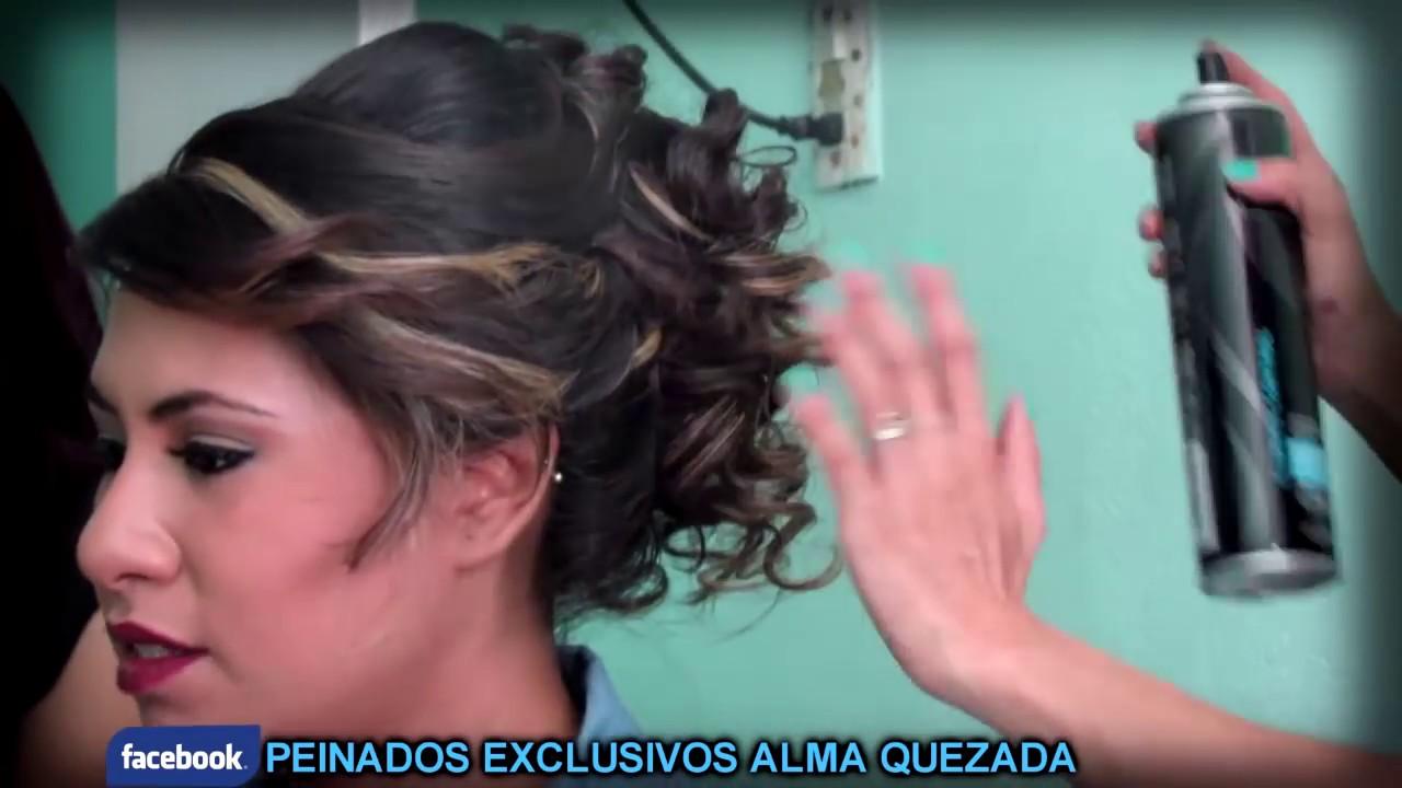Peinado y maquillaje para novias en monterrey